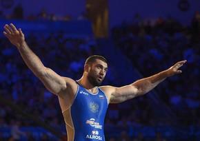 Güləşçimizi məğlub edən Rusiya təmsilçisi olimpiya çempionu elan edildi