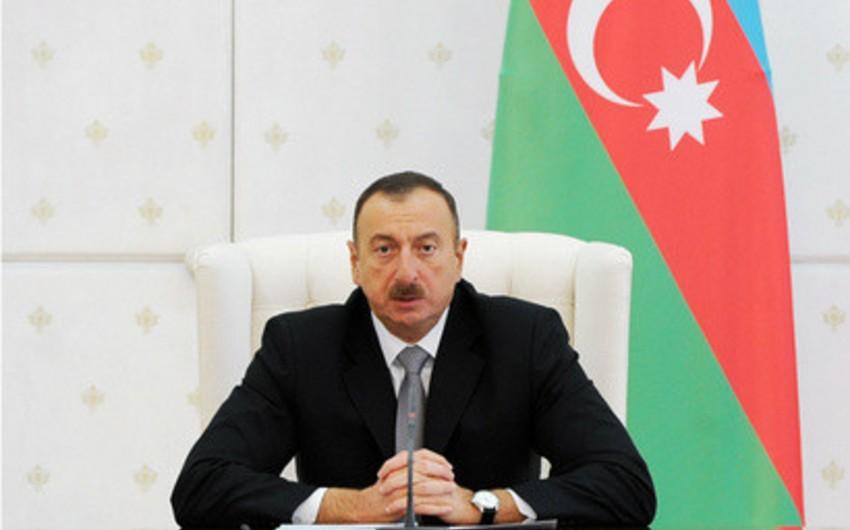 Prezident İlham Əliyev Azərbaycanla Moskva Hökuməti arasında anlaşma və əməkdaşlıq haqqında Memorandumu təsdiqləyib