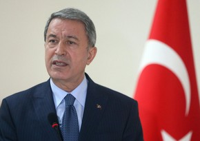 Hulusi Akar makes statement on Azerbaijan