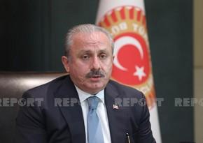"""Mustafa Şentop """"Bakı Bəyannaməsinin əsas prioritetini açıqlayıb"""