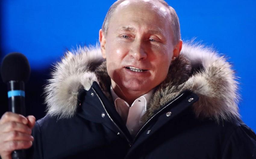 ЦИК: Путин набрал рекордное число голосов в карьере