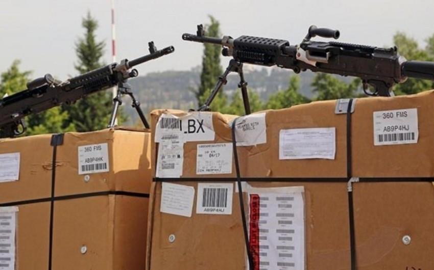 ABŞ Tayvana 2,2 milyard dollarlıq silah satır