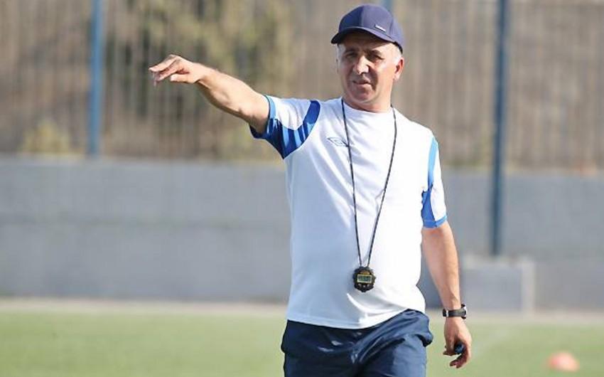 """Şahin Diniyev: """"Bizdə oyunun taleyini dəyişəcək futbolçu yoxdur"""