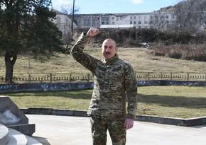 Ali Baş Komandan: Bizim hədəfimiz Şuşa idi, zəfərimiz də Şuşa oldu