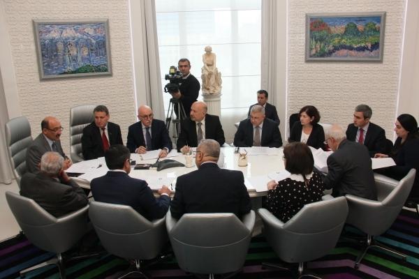 ISESCO üzrə Azərbaycan Milli Komissiyasının ilk iclası keçirilib