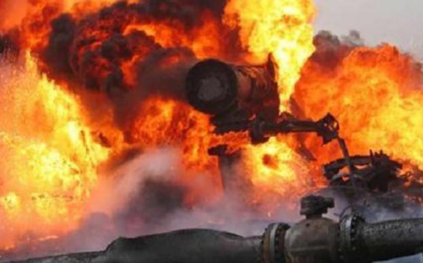 Rusiyada neft şirkətində partlayış olub, 7 nəfər yaralanıb