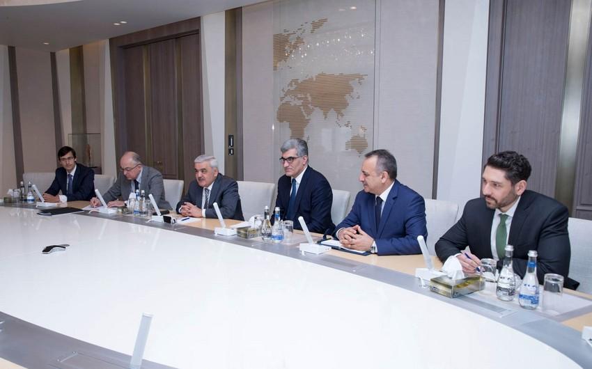 """SOCAR-la Əlcəzairin """"Sonatrach"""" şirkəti arasında əməkdaşlıq imkanları araşdırılacaq"""