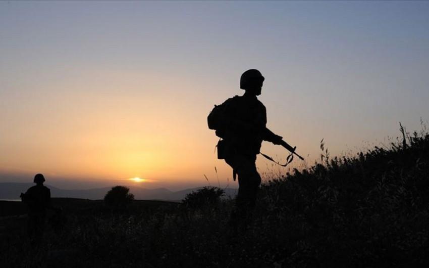 Türkiyə ordusu İraqda 3 PKK terrorçusunu zərərsizləşdirib