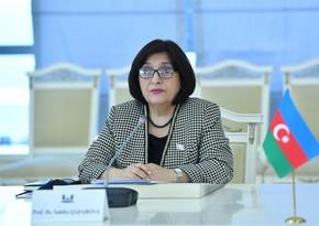 Sahibə Qafarova: Deputat özünü heç kəsdən üstün tutmamalıdır