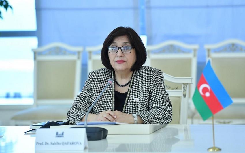 Сахиба Гафарова: Депутат не должен ставить себя выше кого бы то ни было