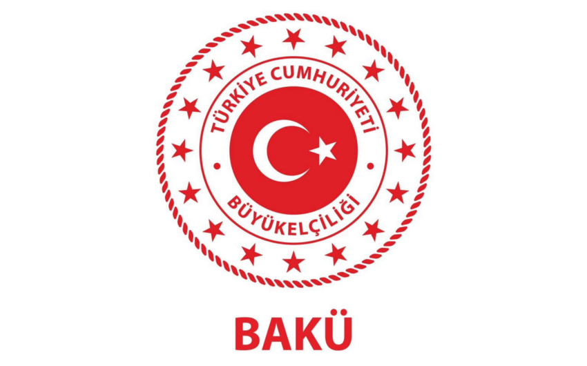 Türkiyə Səfirliyi Bakının azad edilməsinin ildönümü ilə bağlı paylaşım edib