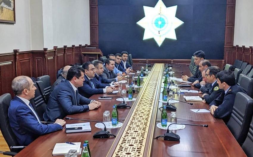 DGK ilə CEC-nin birgə işçi qrupunun toplantısı keçirilib