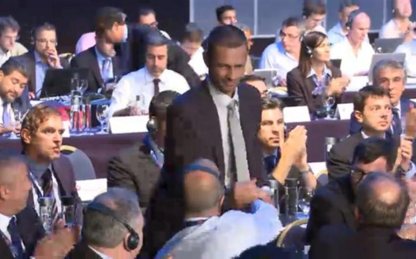 Поддерживаемый АФФА кандидат избран президентом УЕФА