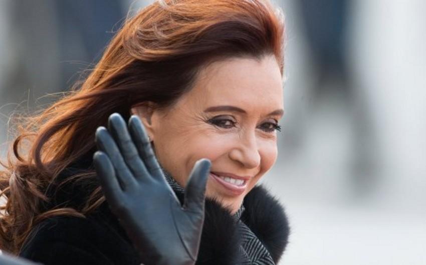 Argentinanın sabiq prezidenti Kristina Kirşnerin məhkəmə prosesi başlayıb
