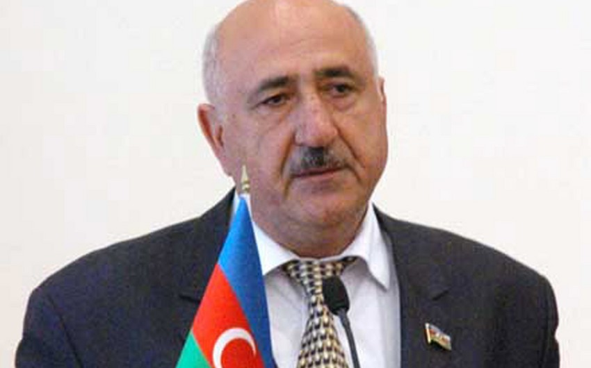 Депутат Евда Абрамов награжден орденом Шохрат