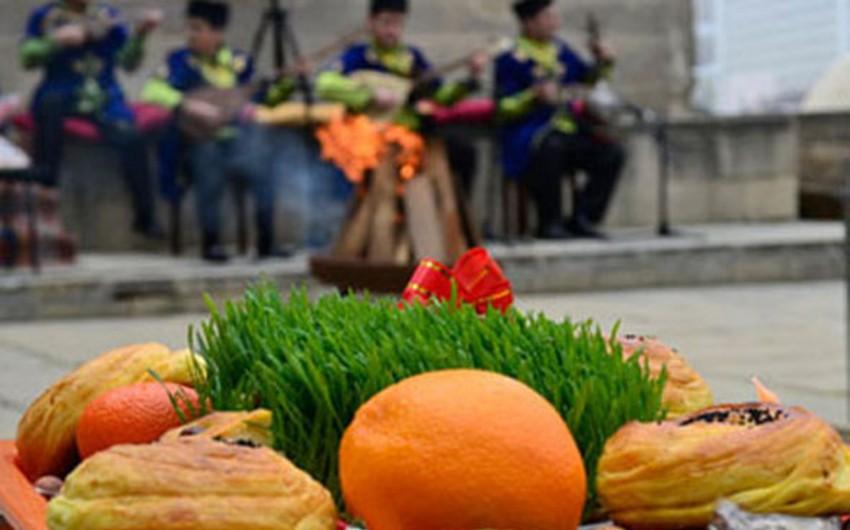 Sabah İçərişəhərdə Novruz şənliyi keçiriləcək