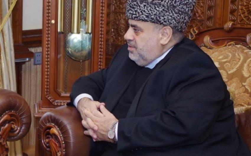 Председатель УМК: Очень жаль, что и в Азербайджане есть лица, примкнувшие к ИГИЛ