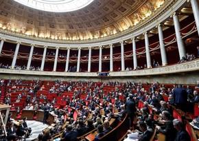 Fransa parlamentinə İslama qarşı qanun layihəsi təqdim olunub