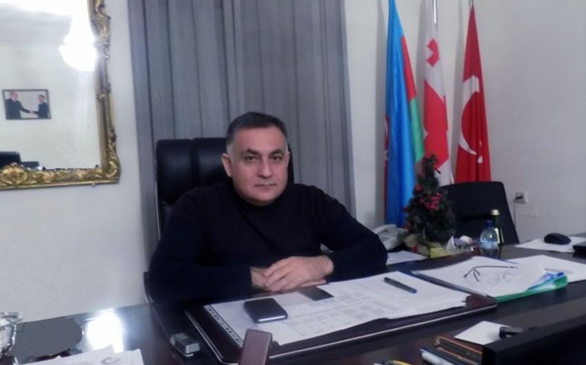 Qurban Piriyev: Bakı-Tbilisi-Qars dəmir yolunun Gürcüstan hissəsi istifadəyə hazırdır