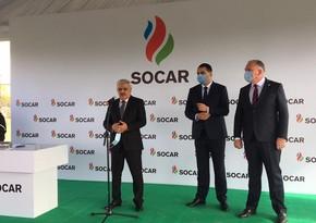 SOCAR построит в грузинском Кизил-Аджло спортивный комплекс