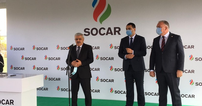 SOCAR to build sports complex in Georgian Kizilajlo