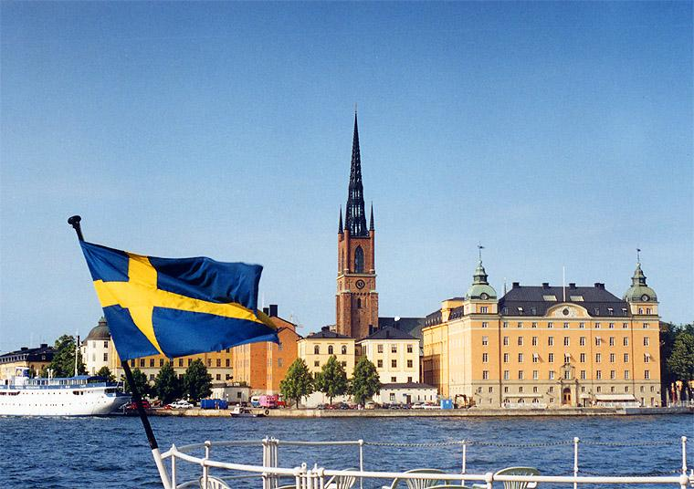 Sweden offers to support extension of sanctions towards Russia to the end of 2015
