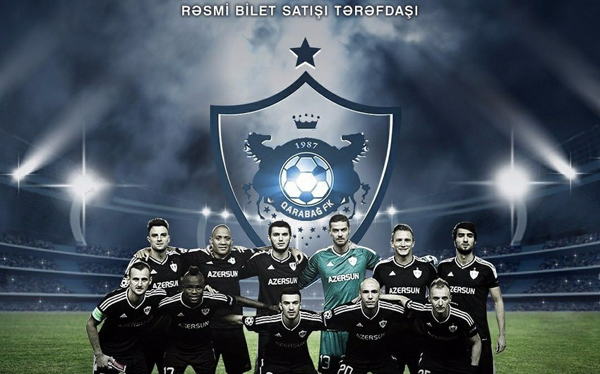 Tickets for Qarabag-Roma match to go on sale today