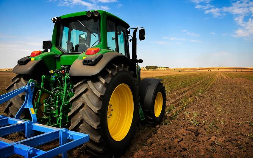 Azərbaycanda traktor istehsalı 2,8 dəfə artıb