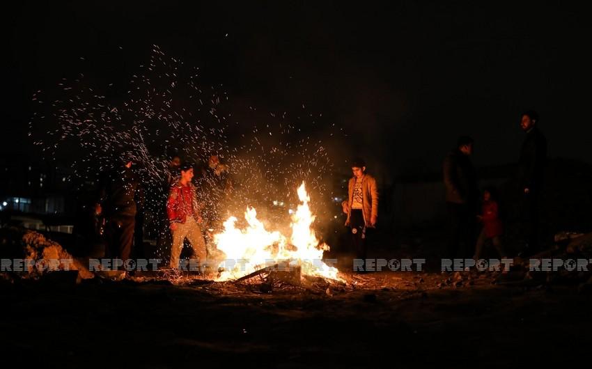 FHN Novruz bayramı ilə əlaqədar əhaliyə müraciət etdi