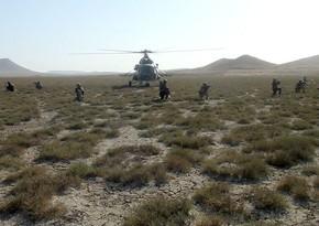 В ходе учений Три брата - 2021 спецназовцы отработали занятия по воздушно-десантной подготовке