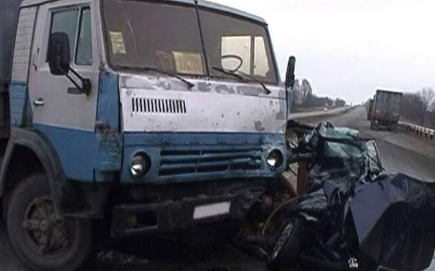 В Сальяне произошло тяжелое ДТП, есть раненые
