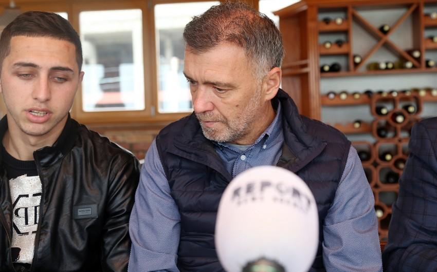 """Milinko Pantiç: """"Qarabağ"""" Çempionlar Liqasının qrupuna düşməklə tarix yazıb - MÜSAHİBƏ"""