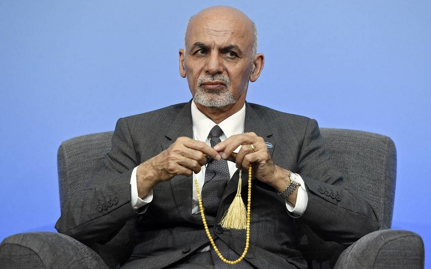 Afghan President calls for early elections