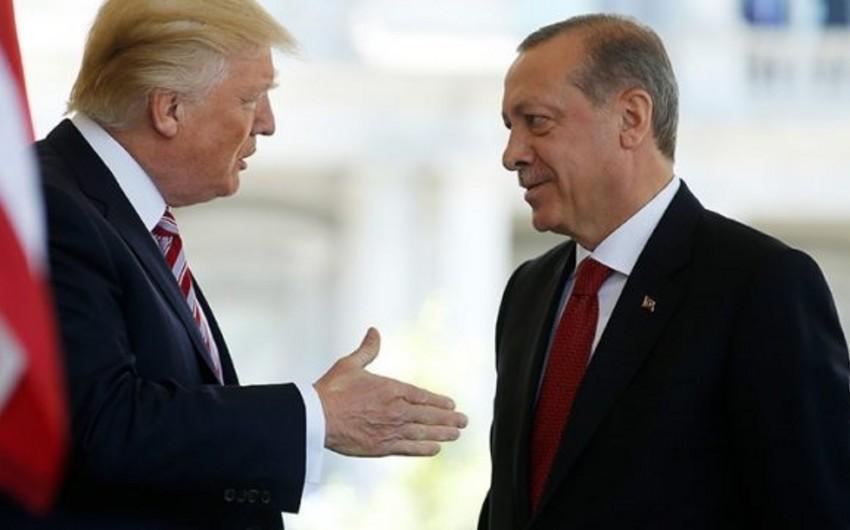 Трамп: Хорошие новости из Турции, спасибо Эрдогану
