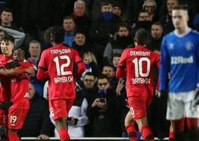 Еще две команды вышли в четвертьфинал Лиги Европы