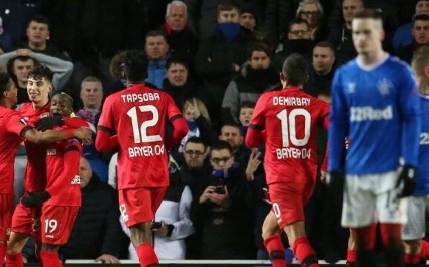 Avropa Liqası: Daha 2 komanda 1/4 finala yüksəldi