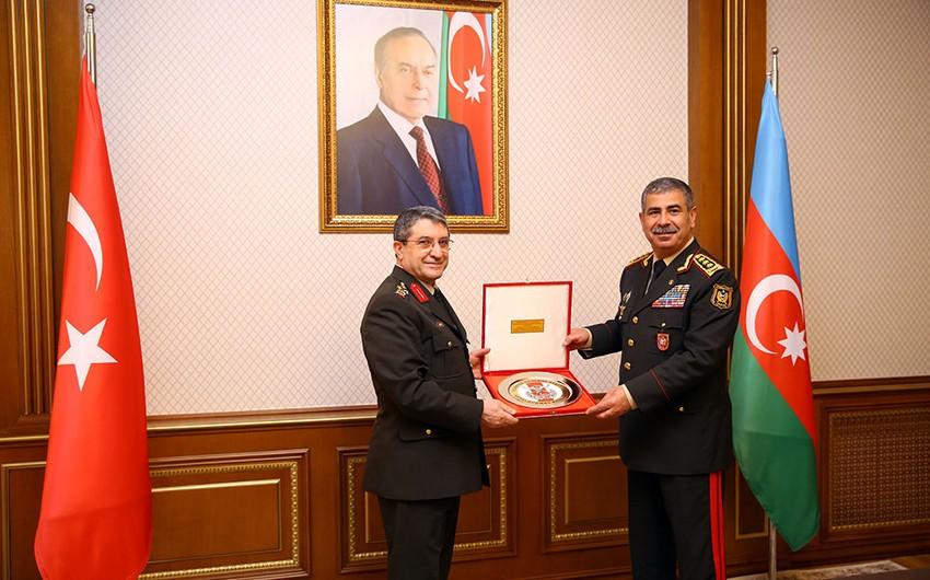 Zakir Həsənov: Azərbaycan Türkiyə ilə hərbi əməkdaşlığını genişləndirir