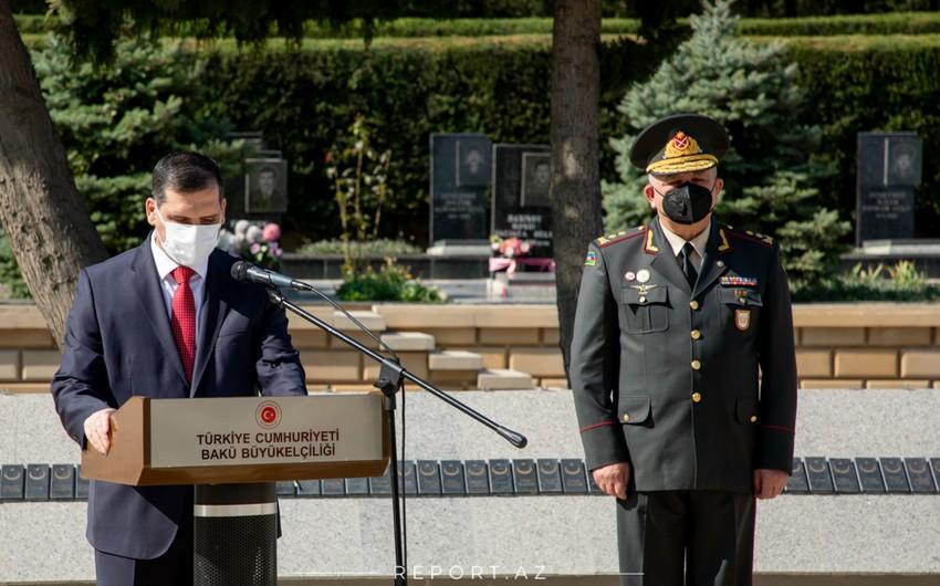 """Erkan Özoral: """"Azərbaycan-Türkiyə qardaşlığı sarsılmazdır"""""""