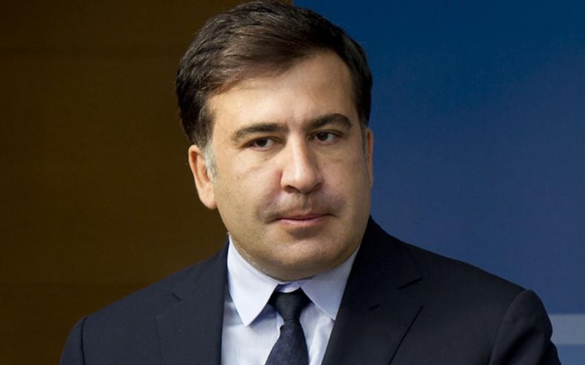 Gürcüstanın Baş Prokurorluğu Ukraynaya Saakaşvilinin ekstradisiyası ilə bağlı müraciət edib