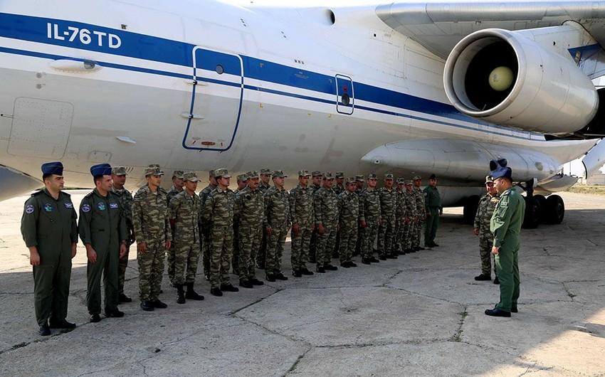 Авиация ВВС Азербайджана отправилась в Турцию