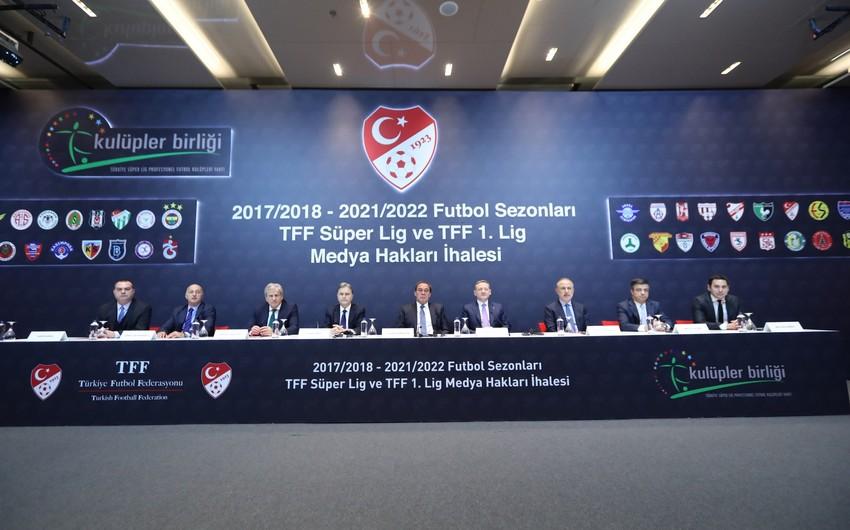 Türkiyə Super Liqasının yayım hüququ 500 milyon dollara satılıb