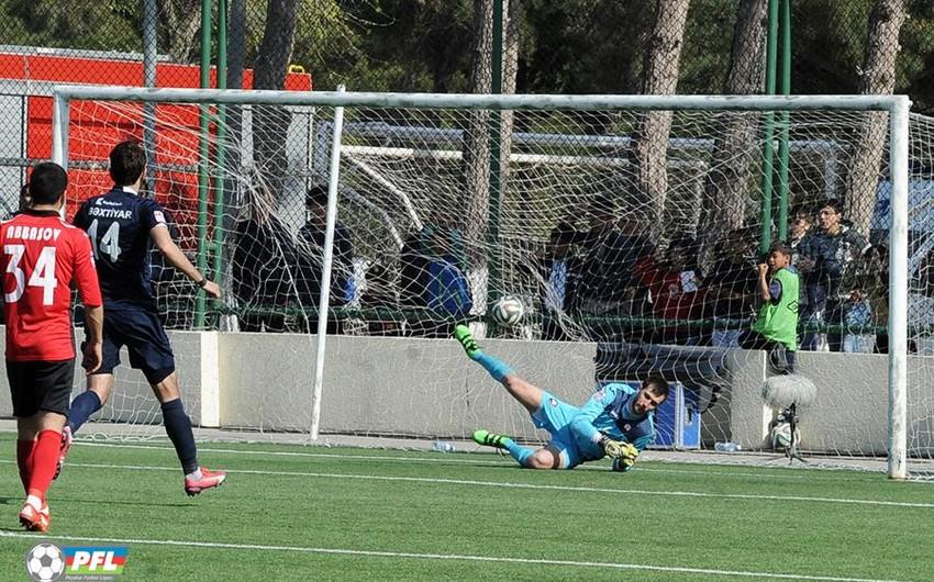 Azərbaycan Premyer Liqasında XXIX turun daha 2 oyunu keçirilib