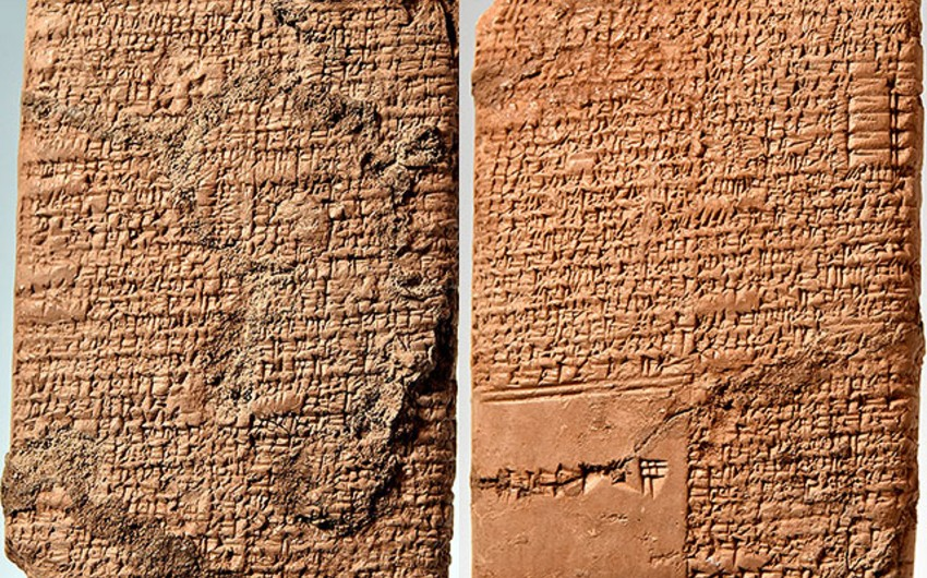 US to hand over Gilgamesh Tablet to Iraq today