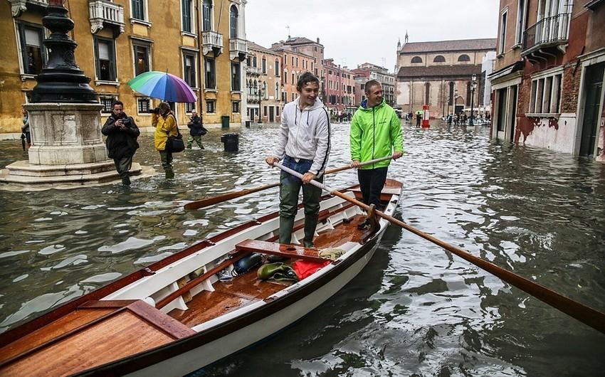 Власти Италии дополнительно выделят 65 млн евро на восстановление Венеции