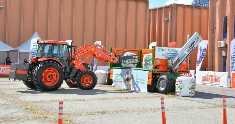 Azerbaijan participating in agricultural fairs in Turkey
