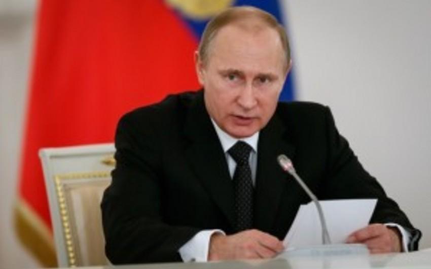 Путин подтвердил готовность к взаимодействию с Турцией в борьбе с террористической угрозой