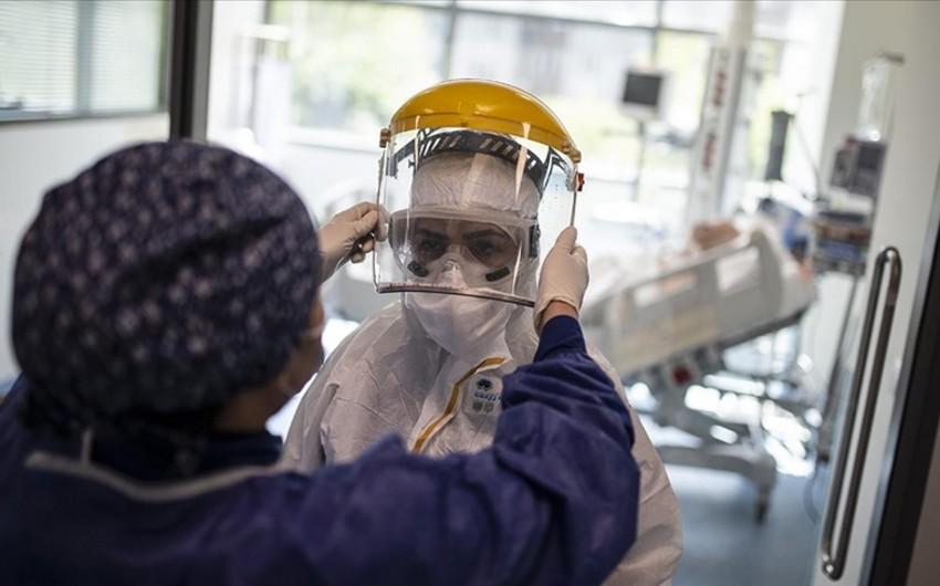 Türkiyədə gün ərzində koronavirusa yoluxanların sayı 28 minə yaxınlaşır