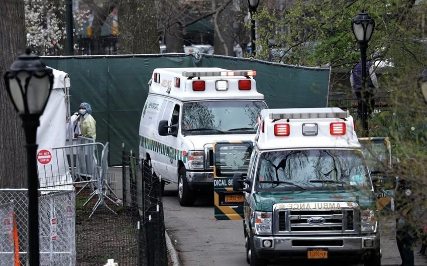 ABŞ-da polis helikopteri qəzaya uğradı, ölən var
