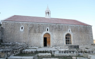 Azerbaijani religious community members start visit to Kalbajar