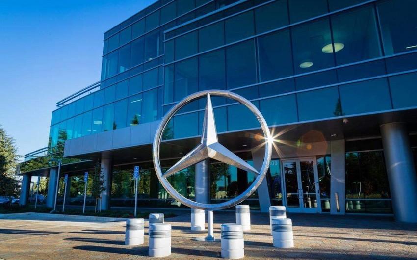 """""""Mercedes"""" şirkətindən separatçılara maddi dəstək"""